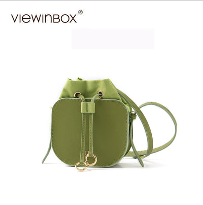 Viewinbox Mini Bucket Shoulder Bag