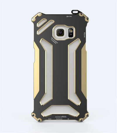 Aluminum Metal Shockproof Case for Samsung Galaxy S7/ S7 Edge