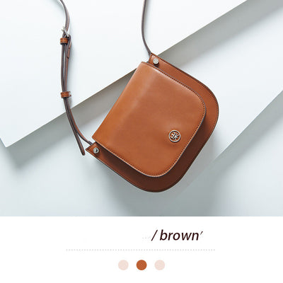 Drew Leather Shoulder Bag & Cross body Bag for Women