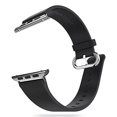 Original HOCO Genuine Leather Replacement Strap Classic Buckle Bands for Apple Watch
