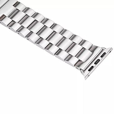 HOCO Stainless Steel Strap Buckle Band for Apple Watch Band [3 Pointer Edition]