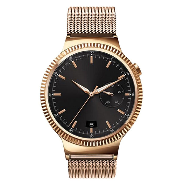 Huawei Watch Rose Gold Milanese Loop Bands