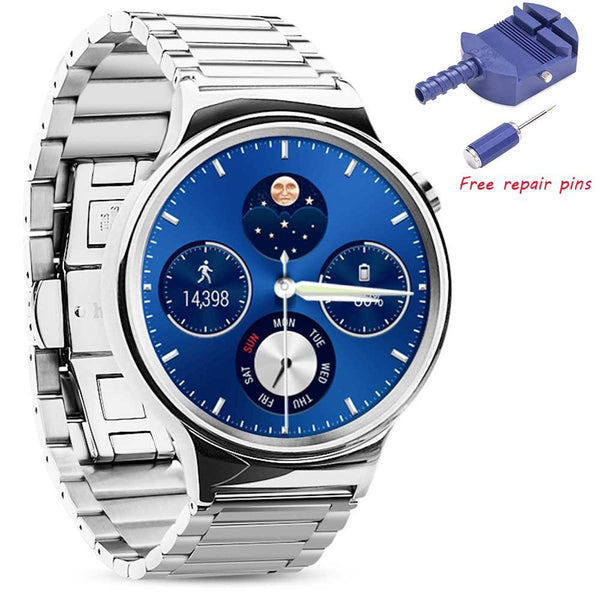 Huawei Watch Stainless Steel Link Metal Band