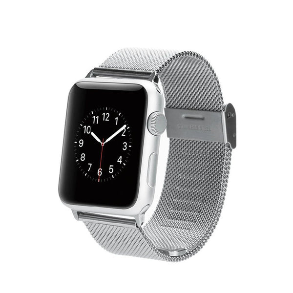 Rock Metal Strap Band Stainless Steel for Apple Watch