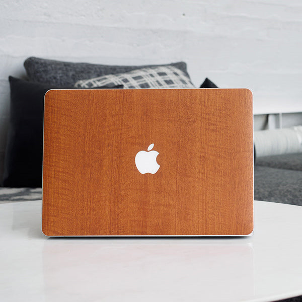 Wooden MacBook Pro Cover