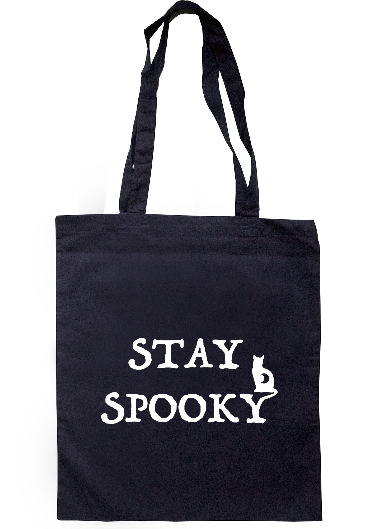 Stay Spooky Tote Bag A0023