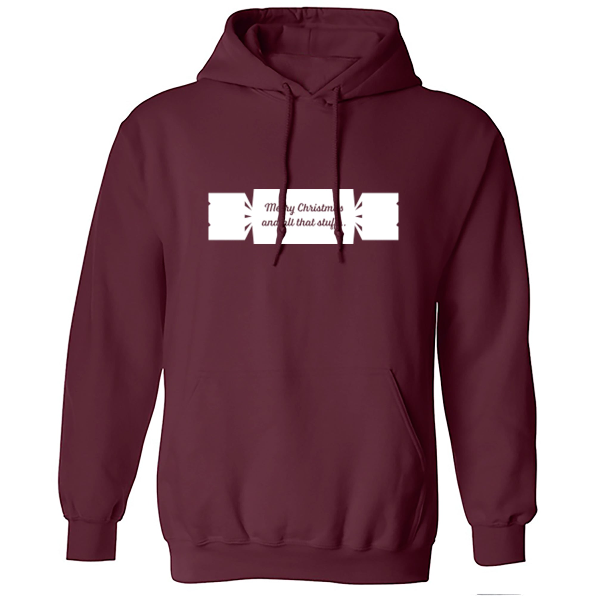 Merry Christmas And All That Stuff Unisex Hoodie A0042