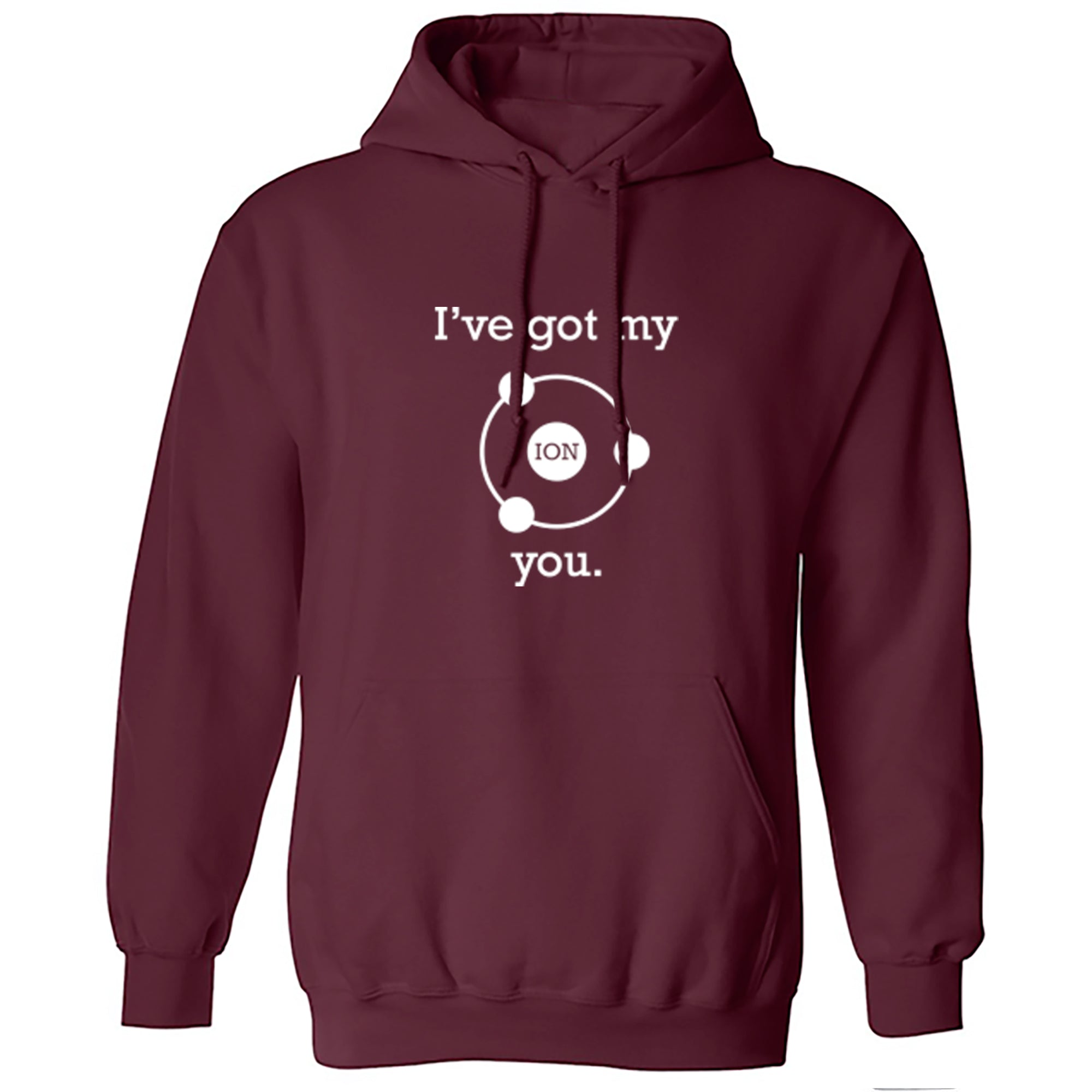 I've Got My ION You Unisex Hoodie A0055