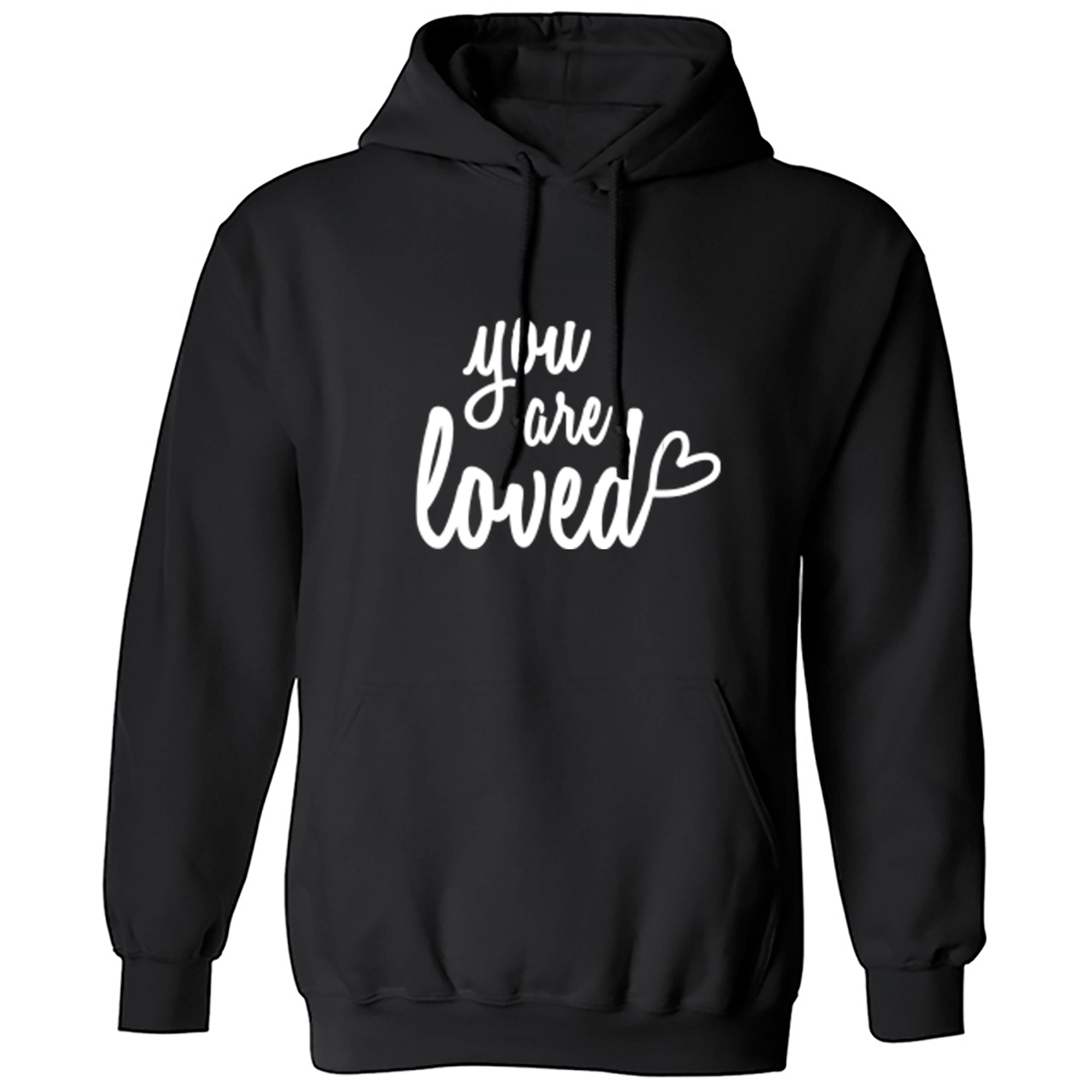 You Are Loved Unisex Hoodie A0067