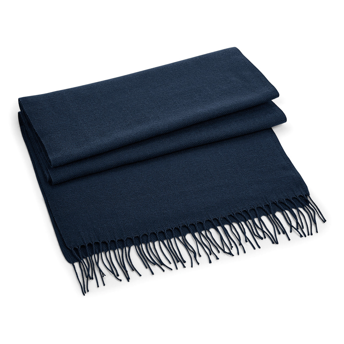 Classic Woven Tassle Winter Scarf SC0002 - Illustrated Identity Ltd.