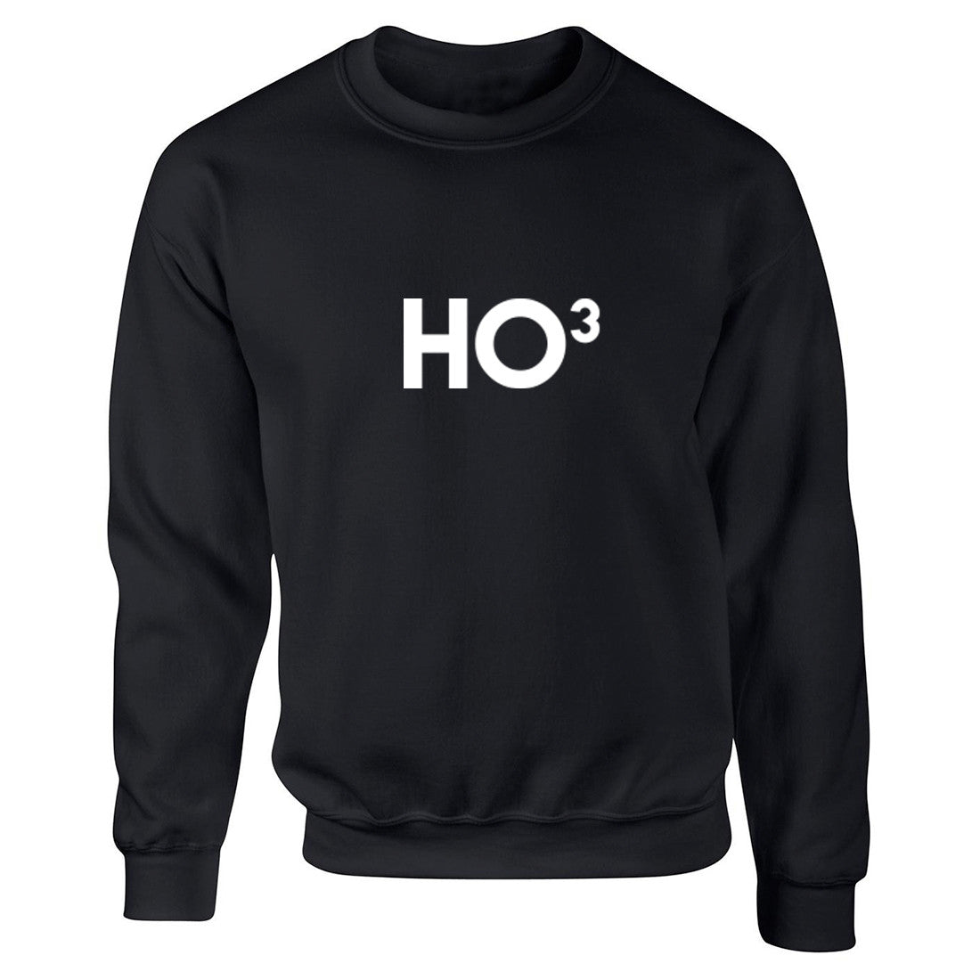 Ho3 Unisex Jumper Funny Nerd Science Christmas Collection Gift K0118