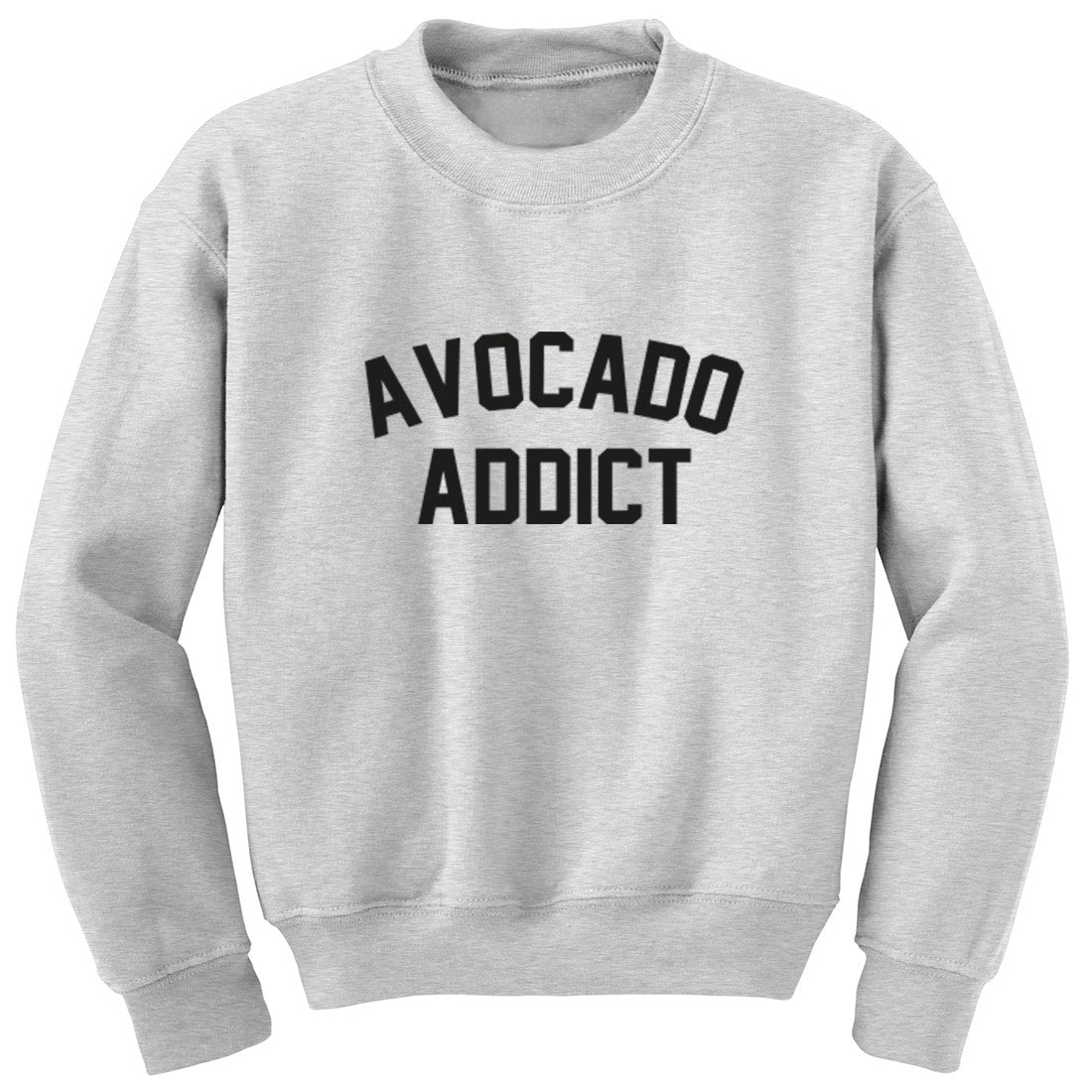 Avocado Addict Unisex Jumper K0749