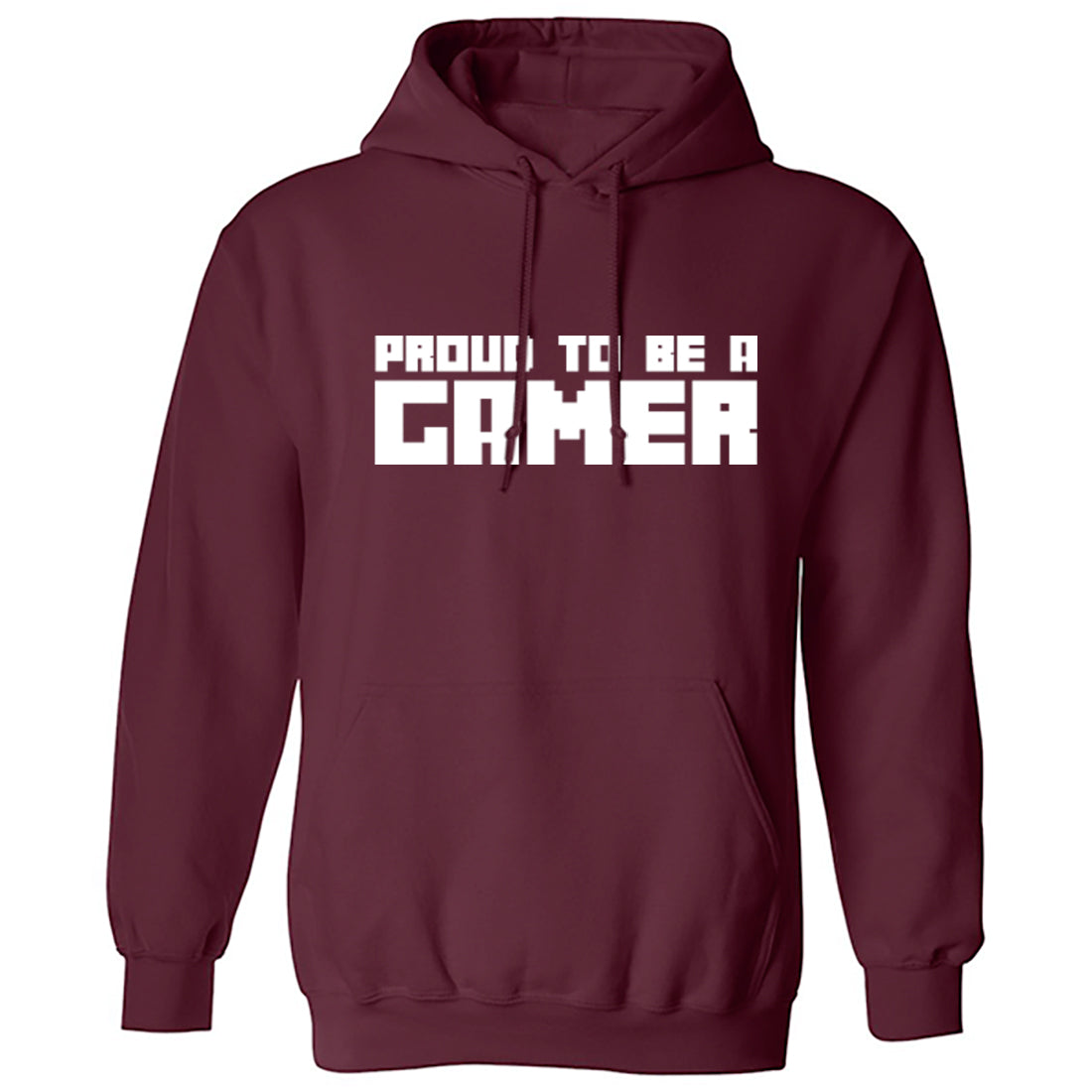 Proud To Be A Gamer Unisex Hoodie K0980 - Illustrated Identity Ltd.
