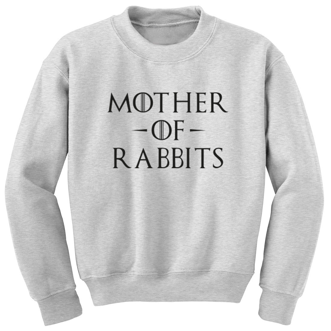 Mother Of Rabbits Unisex Jumper K1194