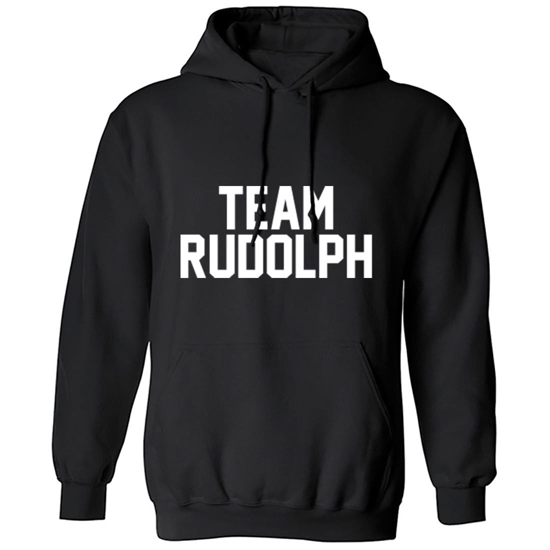 Team Rudolph Unisex Hoodie K1354 - Illustrated Identity Ltd.