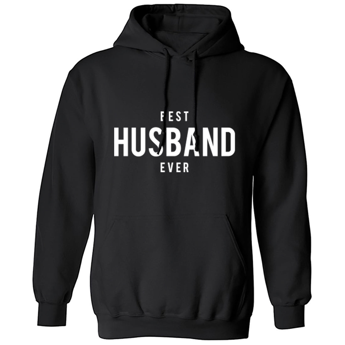 Best Husband Ever Unisex Hoodie K1458 - Illustrated Identity Ltd.