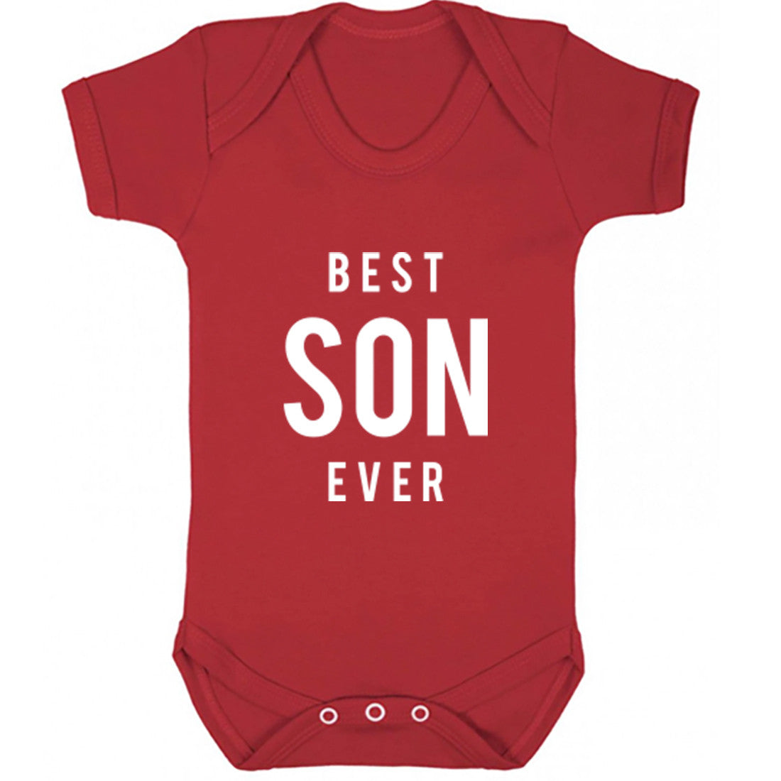 Best Son Ever Baby Vest K1460