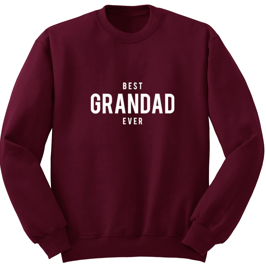Best Grandad Ever Unisex Jumper K1466