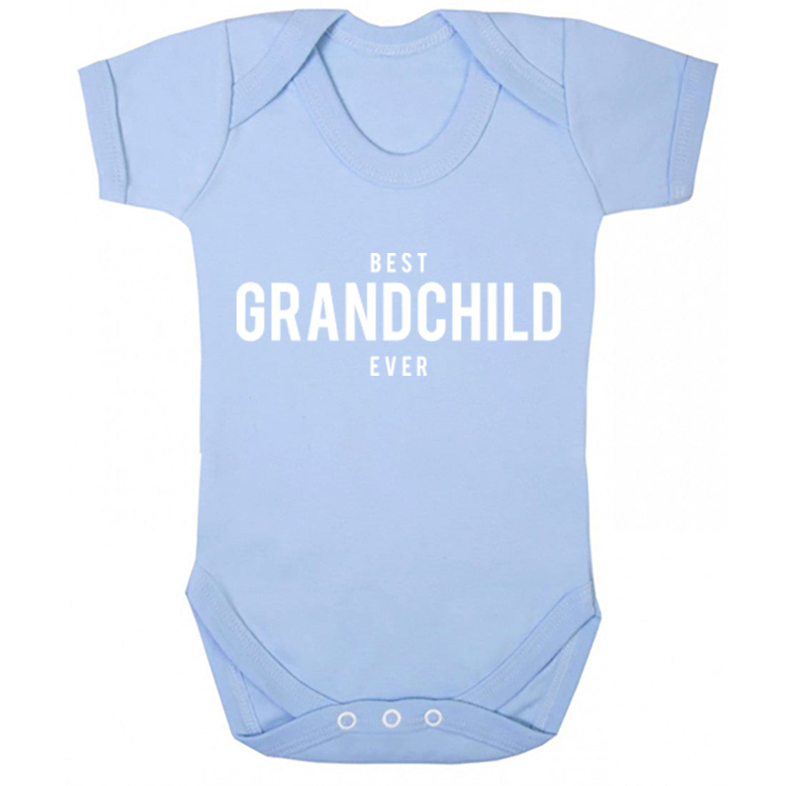 Best Grandchild Ever Baby Vest K1481