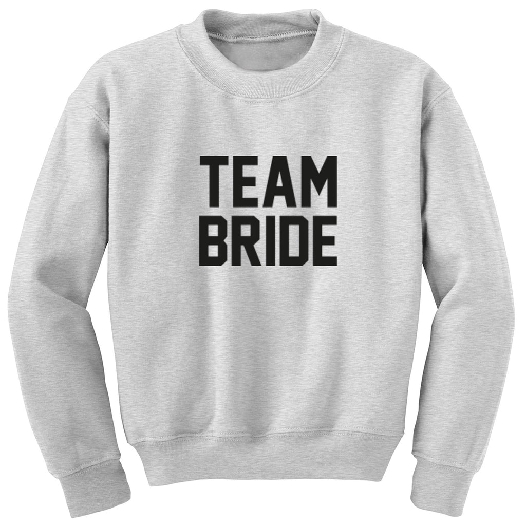 Team Bride Unisex Jumper K1527