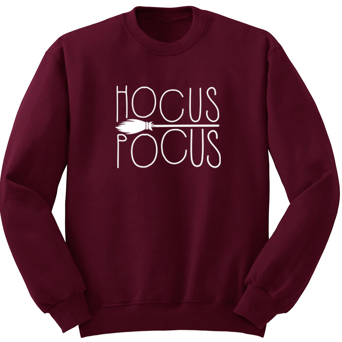 Hocus Pocus Unisex Jumper K1864 - Illustrated Identity Ltd.