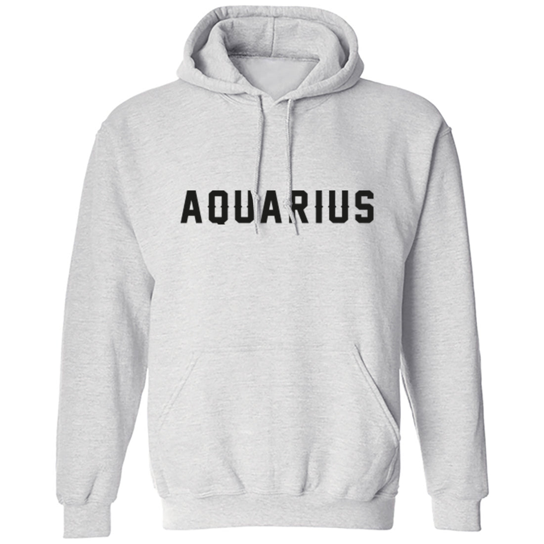 Aquarius Type Zodiac Sign Unisex Hoodie K2109 - Illustrated Identity Ltd.