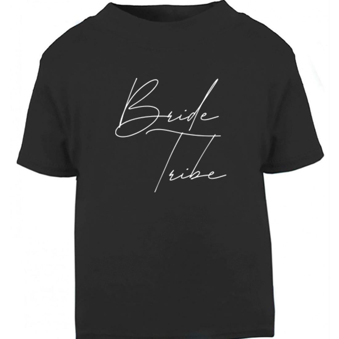 Bride Tribe Childrens Ages 3/4-12/14 Unisex Fit T-Shirt K2373