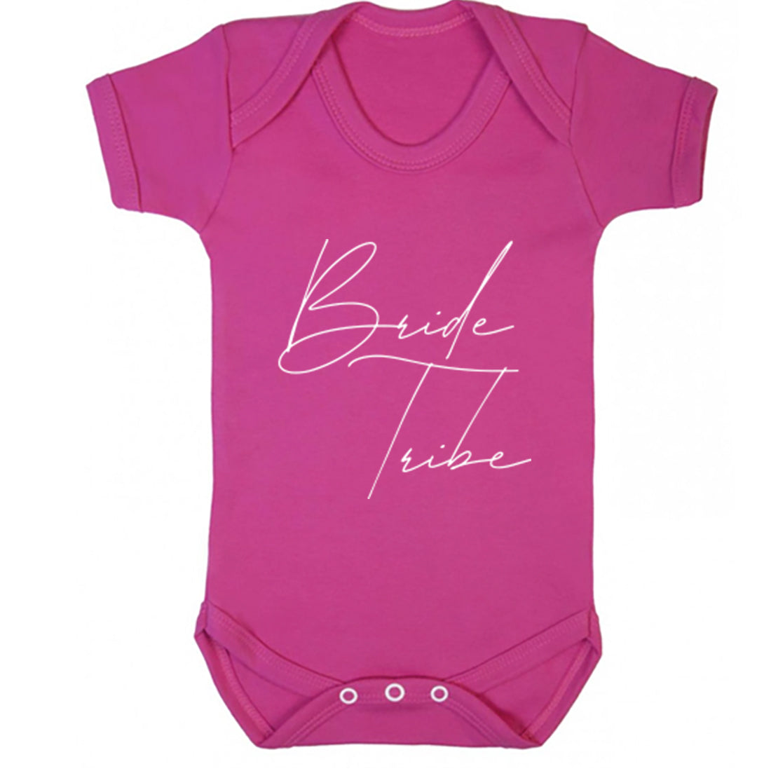 Bride Tribe Baby Vest K2373 - Illustrated Identity Ltd.