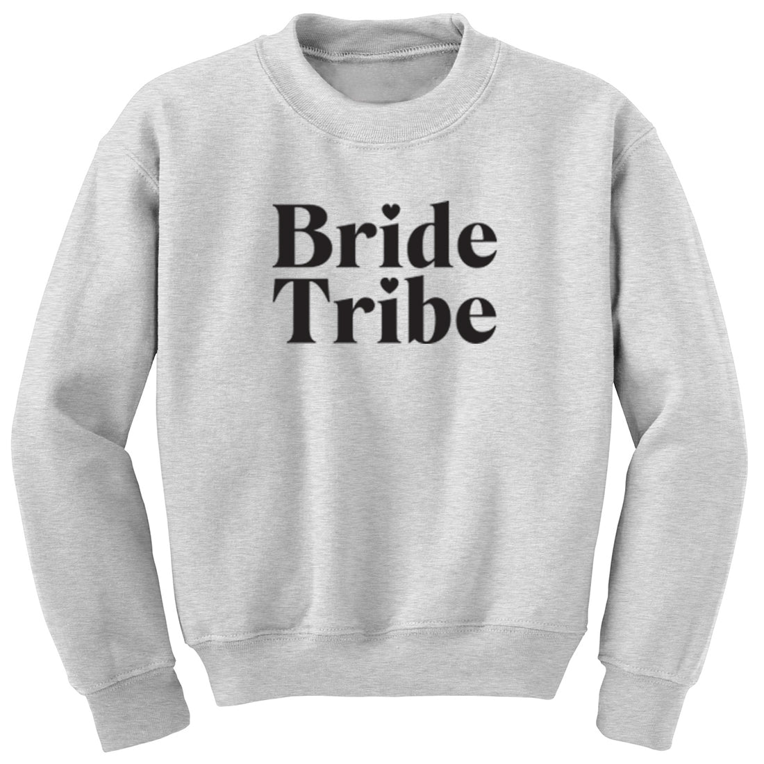 Bride Tribe Love Heart Childrens Ages 3/4-12/14 Unisex Jumper K2380