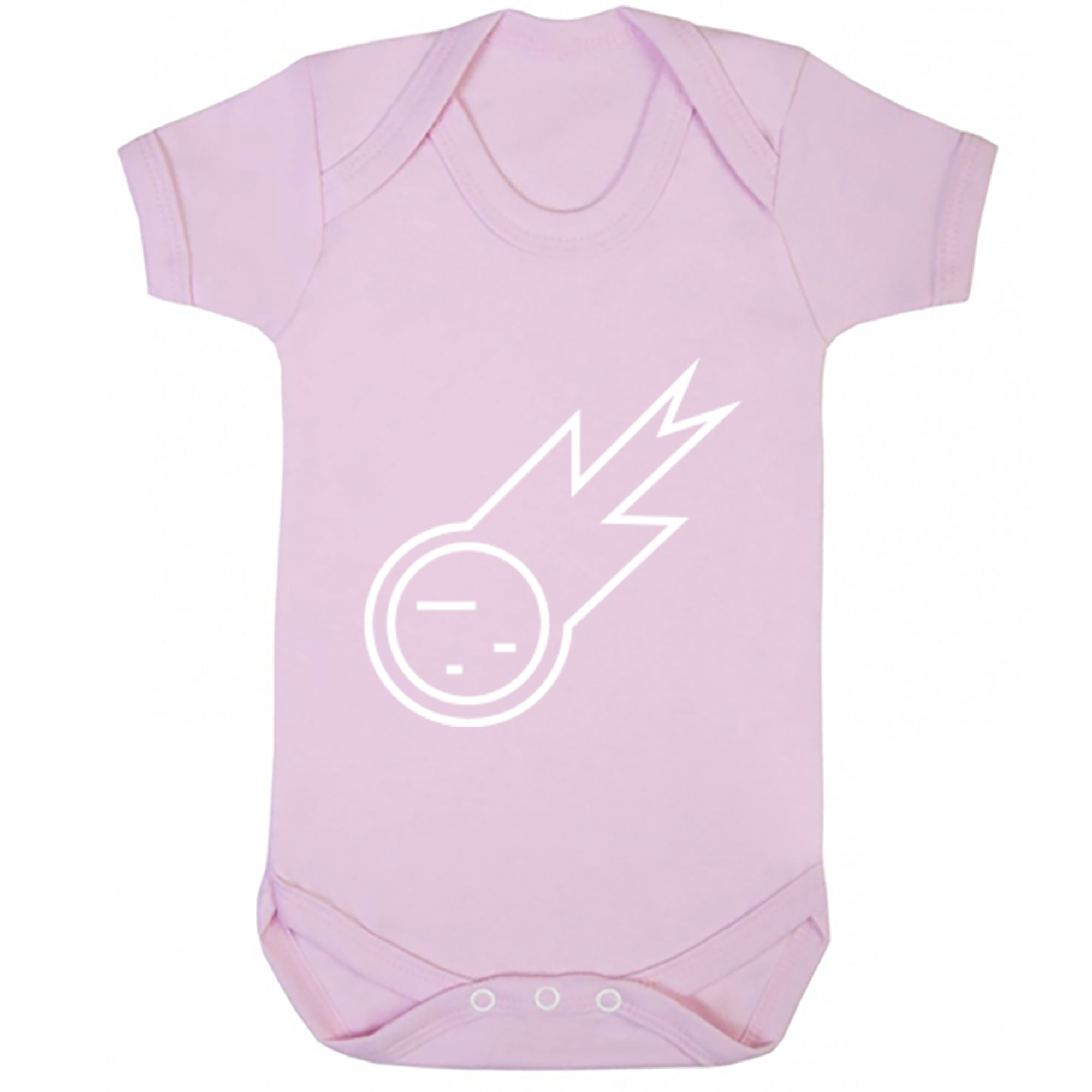 Asteroid Baby Vest S0355 - Illustrated Identity Ltd.