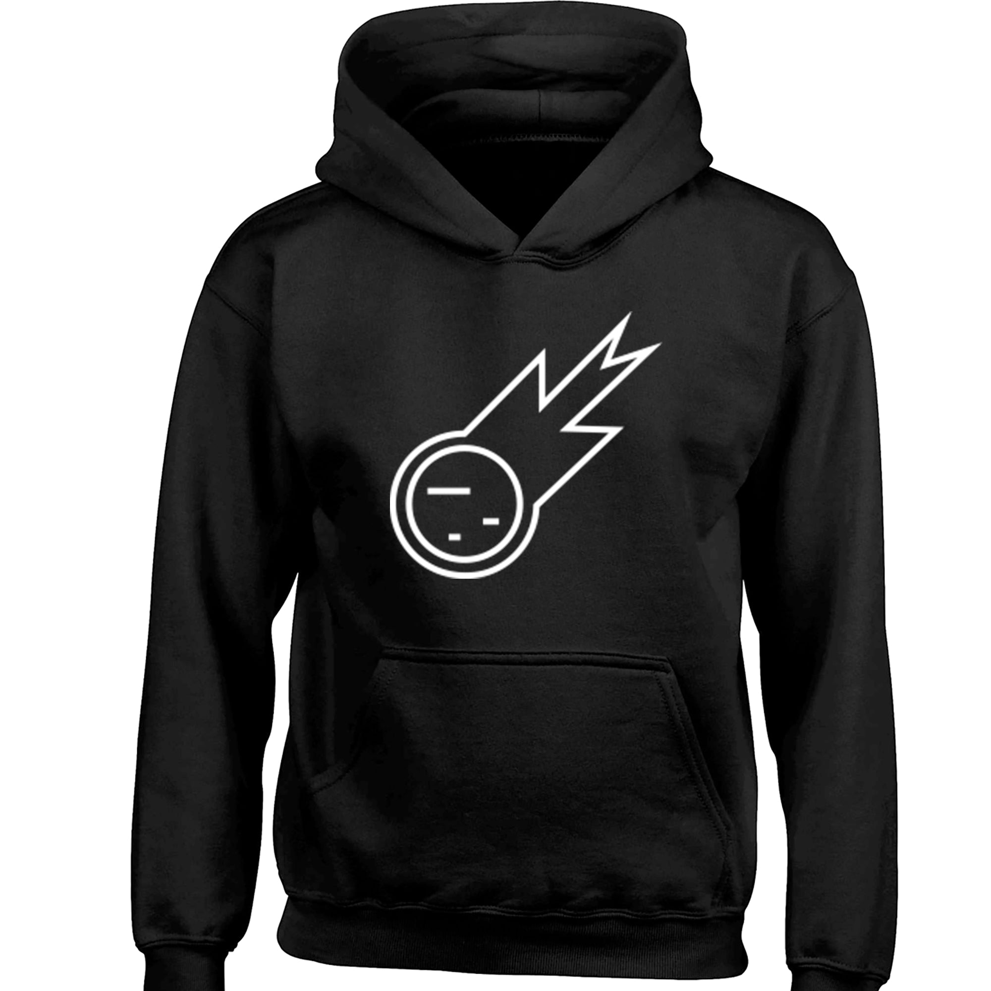 Asteroid Childrens Ages 3/4-12/14 Unisex Hoodie S0355 - Illustrated Identity Ltd.