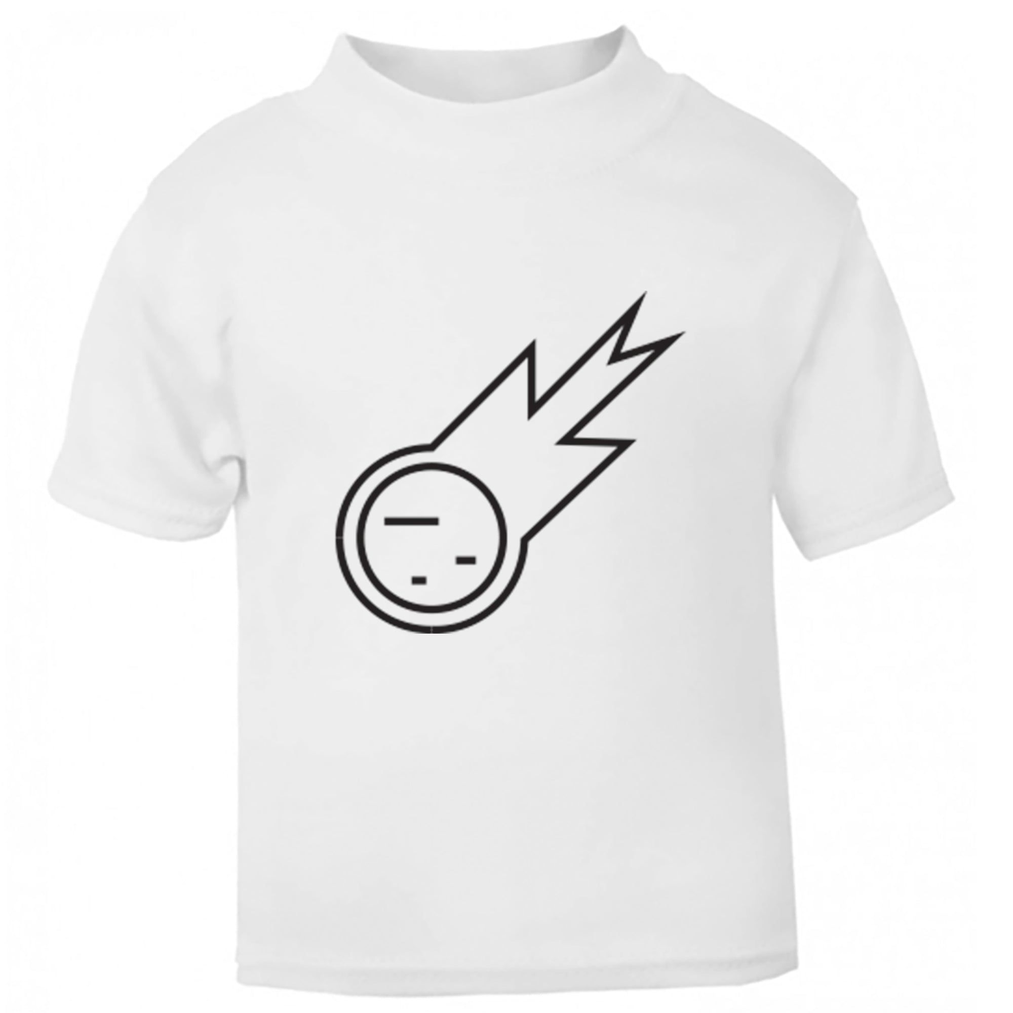 Asteroid Childrens Ages 3/4-12/14 Unisex Fit T-Shirt S0355 - Illustrated Identity Ltd.