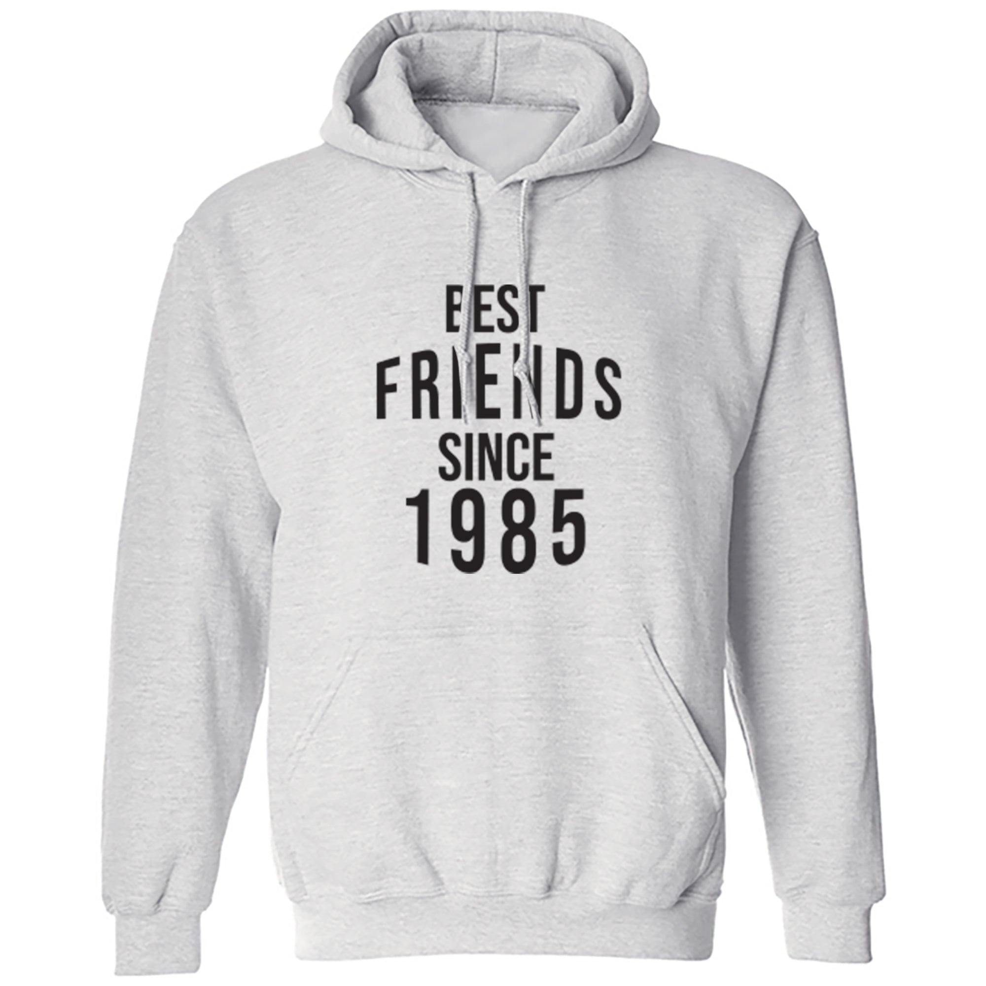 Best Friends Since 1985 Unisex Hoodie S0564 - Illustrated Identity Ltd.
