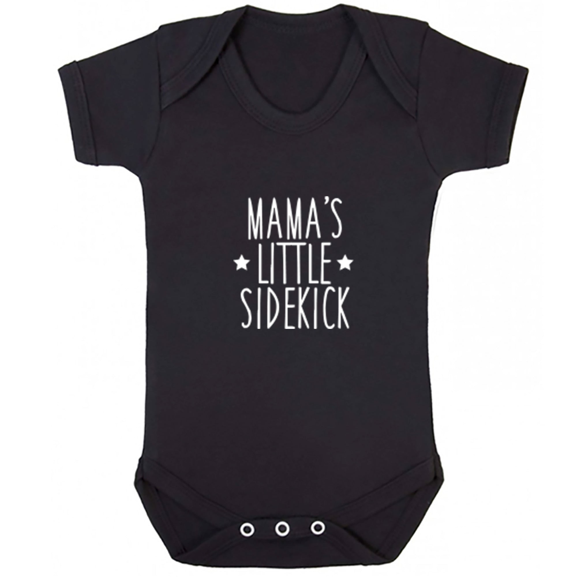 Mama's Little Sidekick Baby Vest S0902 - Illustrated Identity Ltd.