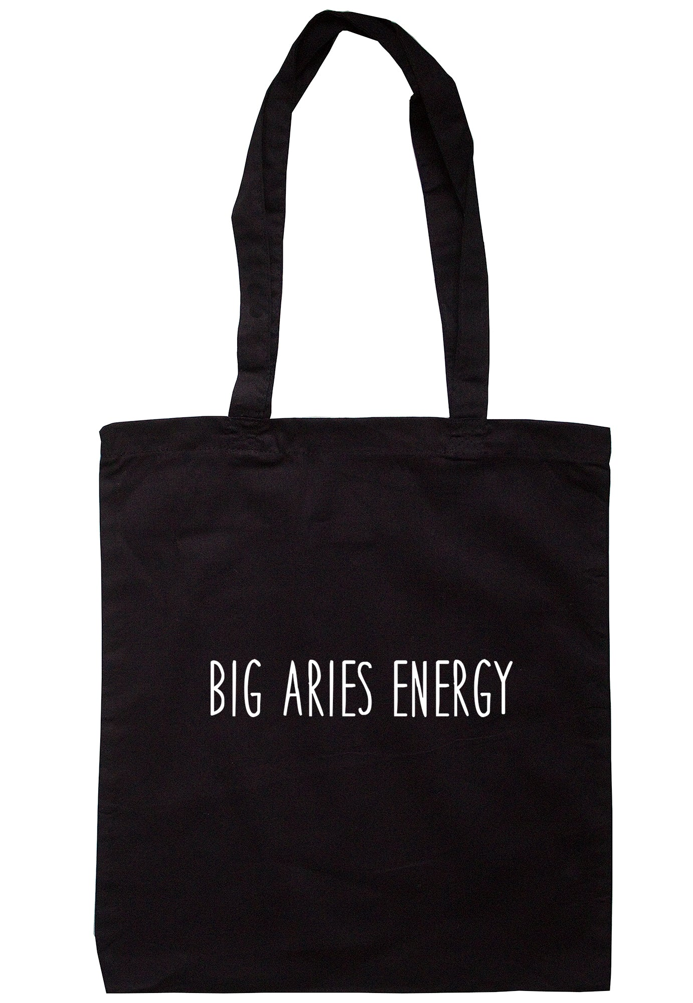 Big Aries Energy Tote Bag S1011