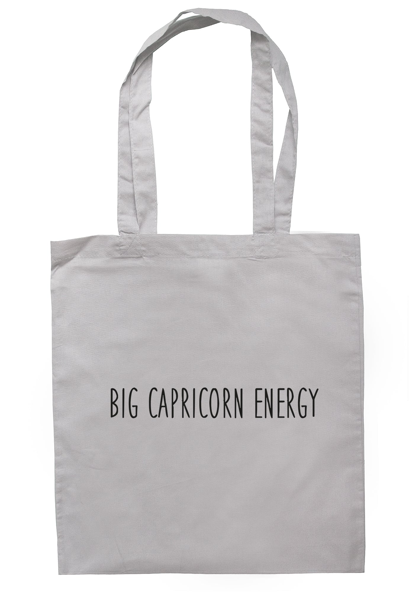 Big Capricorn Energy Tote Bag S1019 - Illustrated Identity Ltd.
