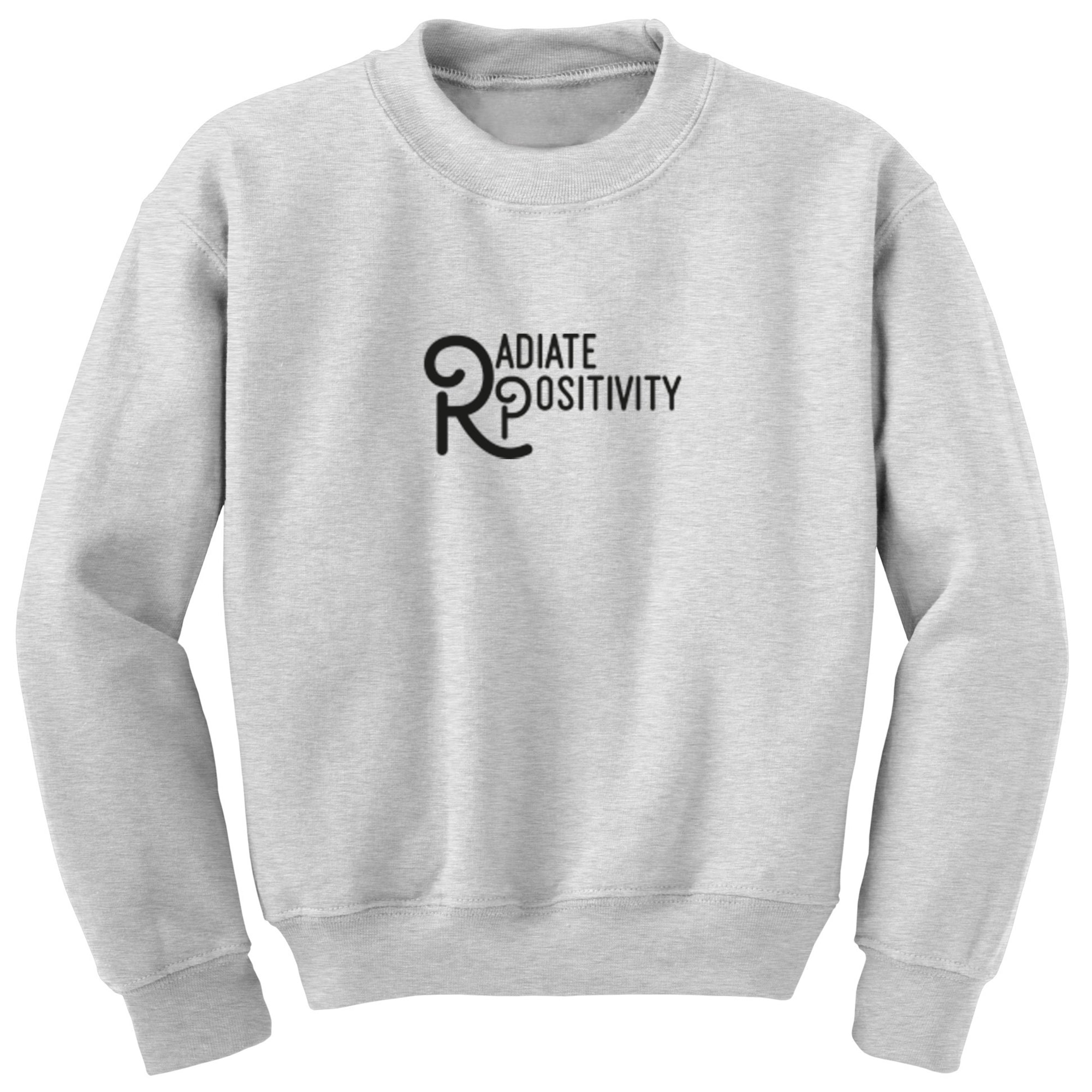 Radiate Positivity Unisex Jumper S1258 - Illustrated Identity Ltd.