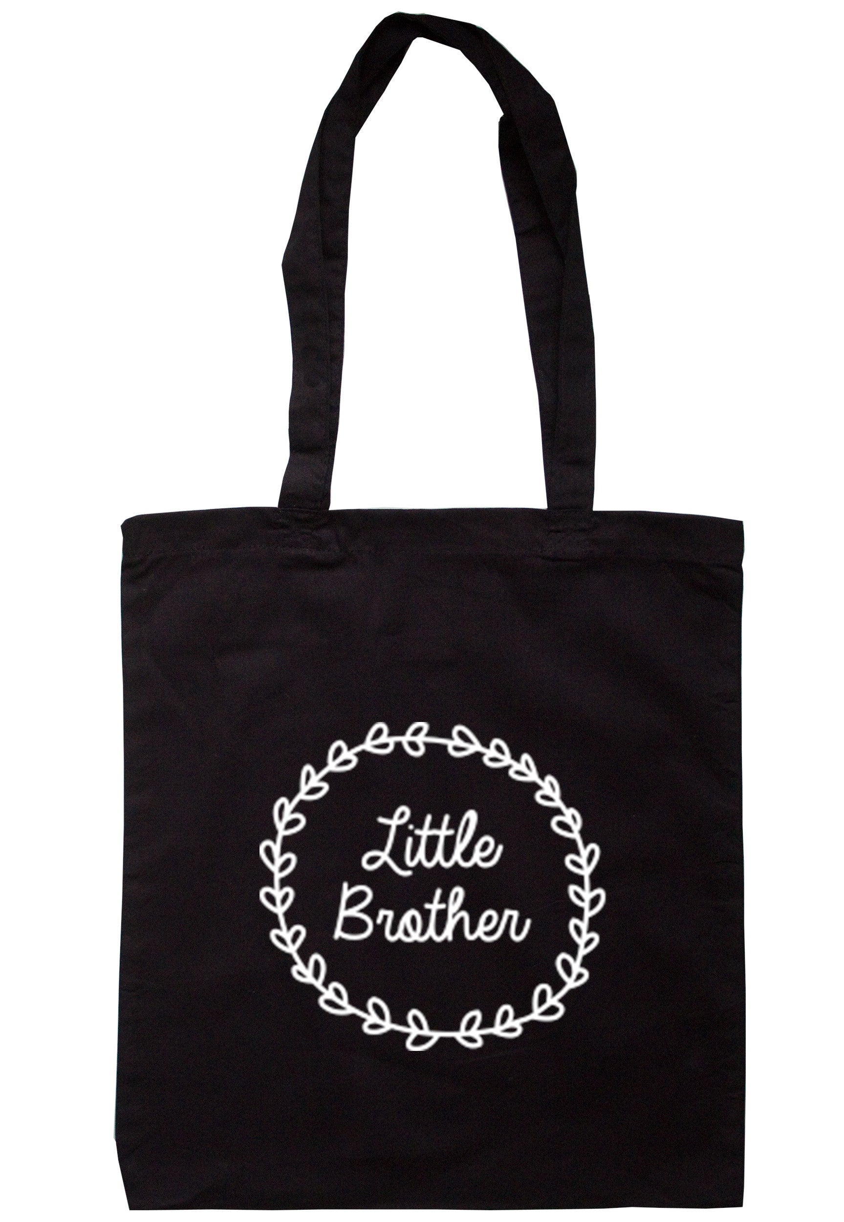 Little Brother Tote Bag TB0170 - Illustrated Identity Ltd.