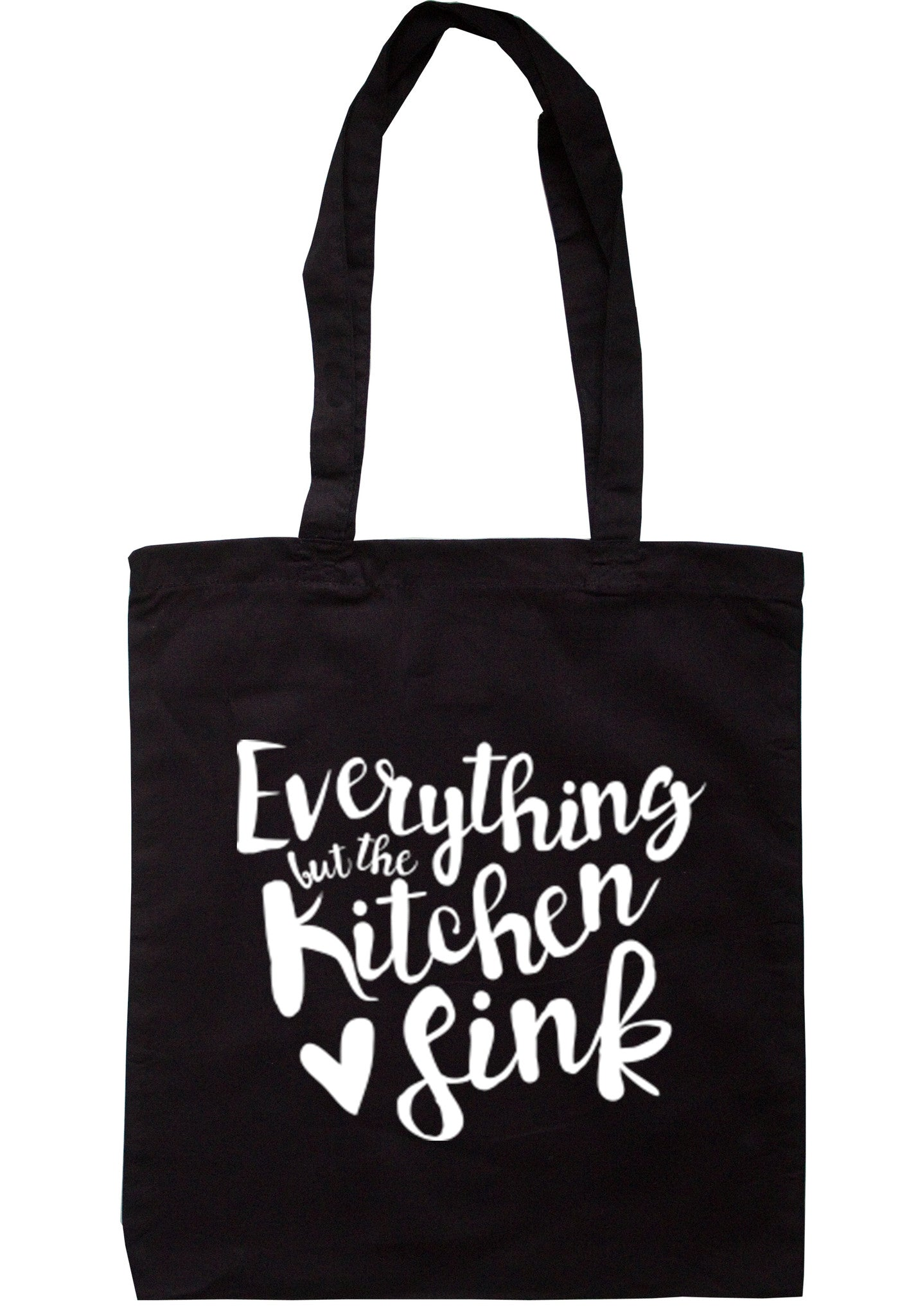 Everything But The Kitchen Sink Tote Bag TB Illustrated