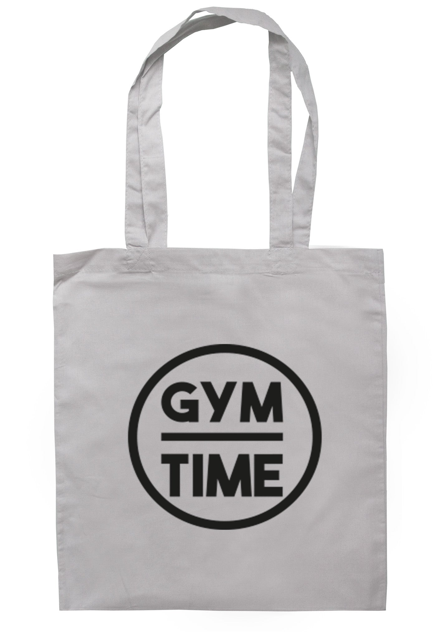 Gym Time Tote Bag TB0095 - Illustrated Identity Ltd.