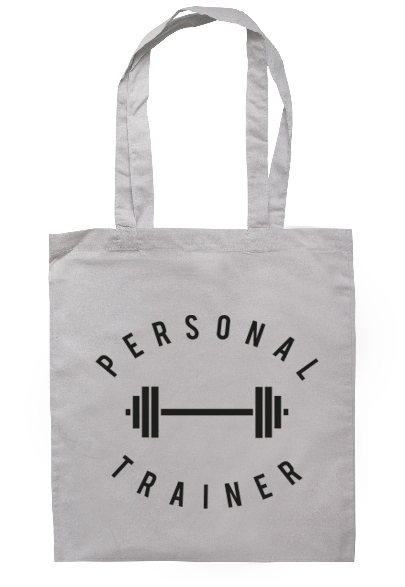 Personal Trainer Tote Bag TB0070 - Illustrated Identity Ltd.