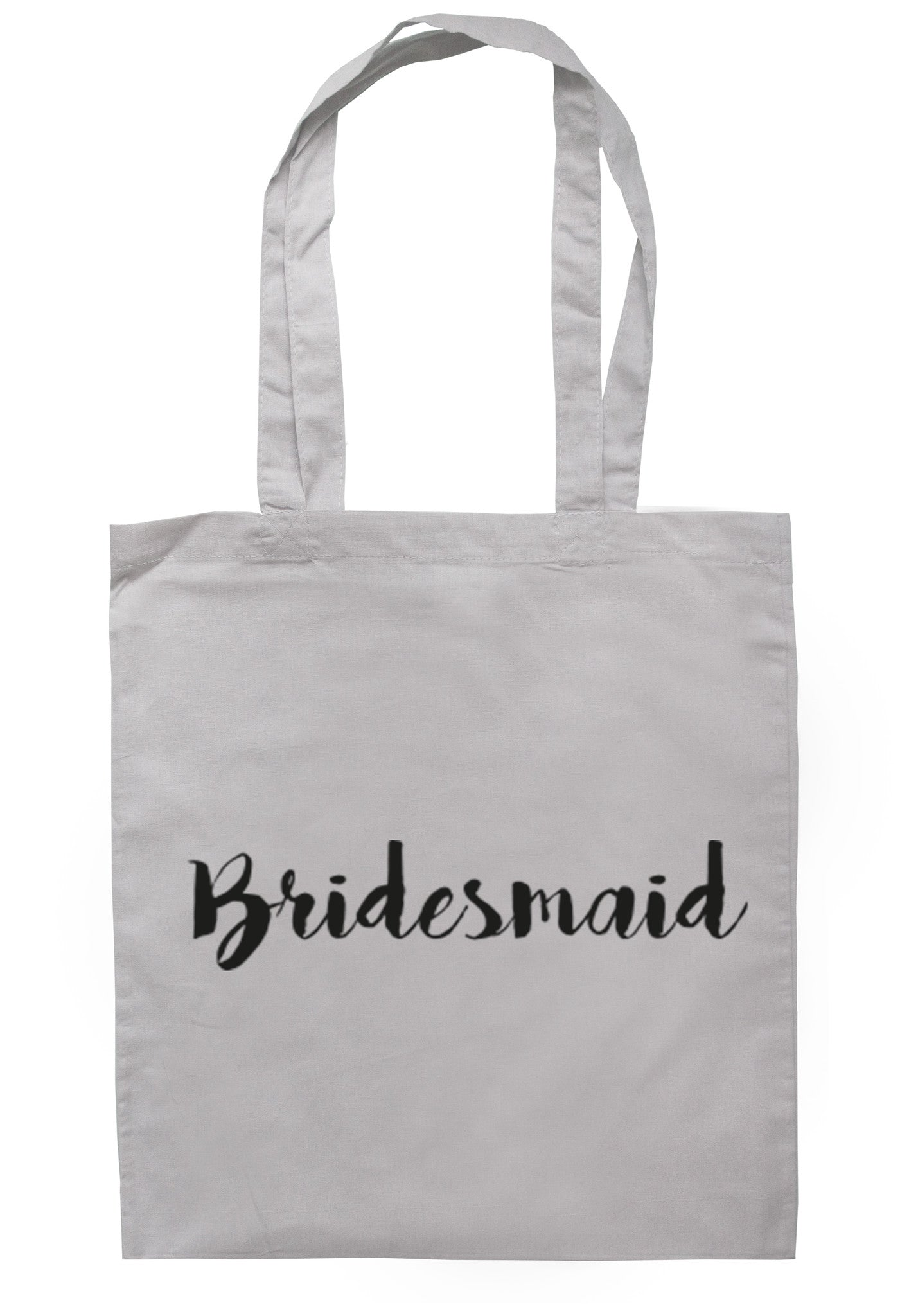 Bridesmaid Tote Bag TB0023 - Illustrated Identity Ltd.
