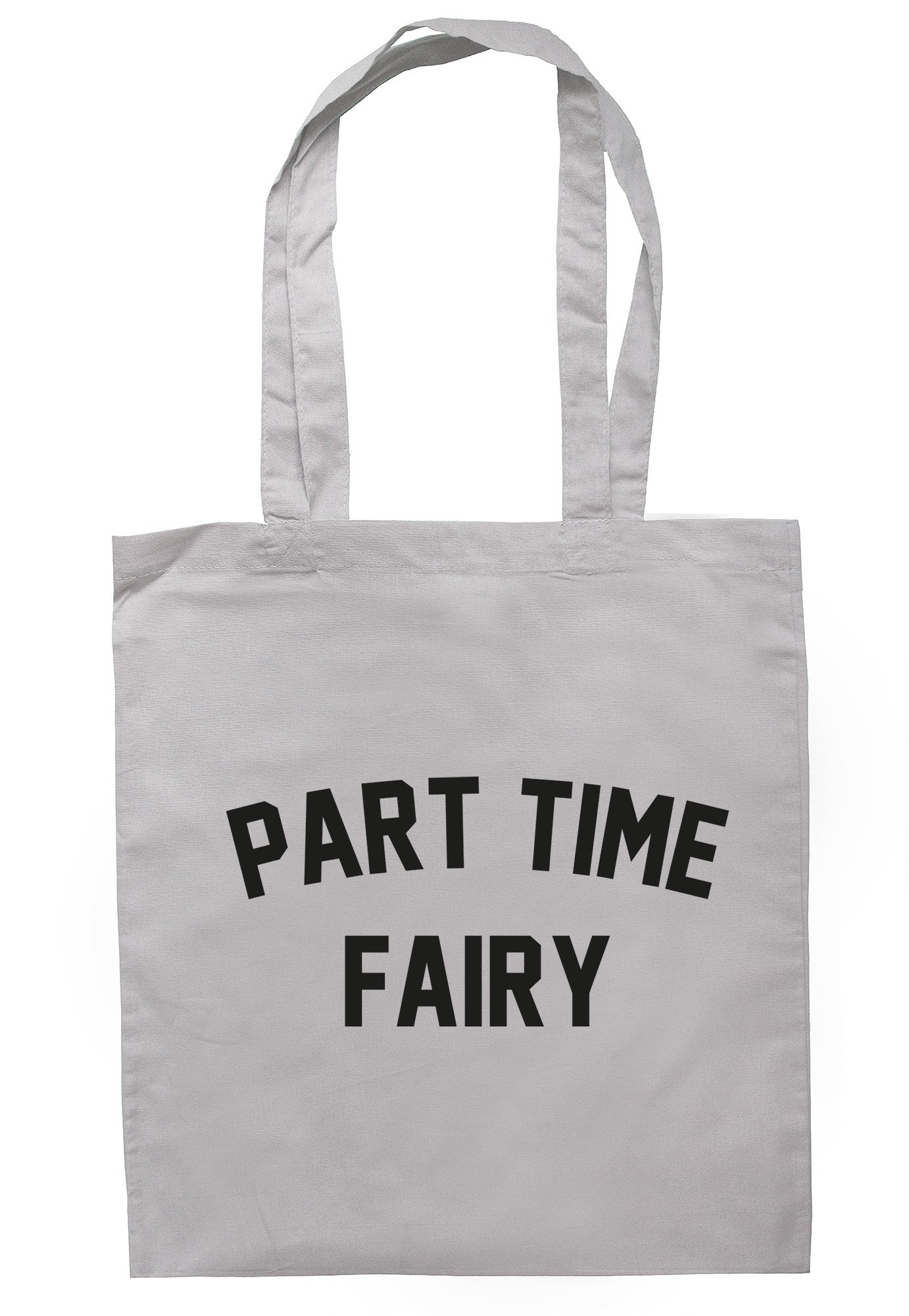 Part Time Fairy Tote Bag TB0549 - Illustrated Identity Ltd.
