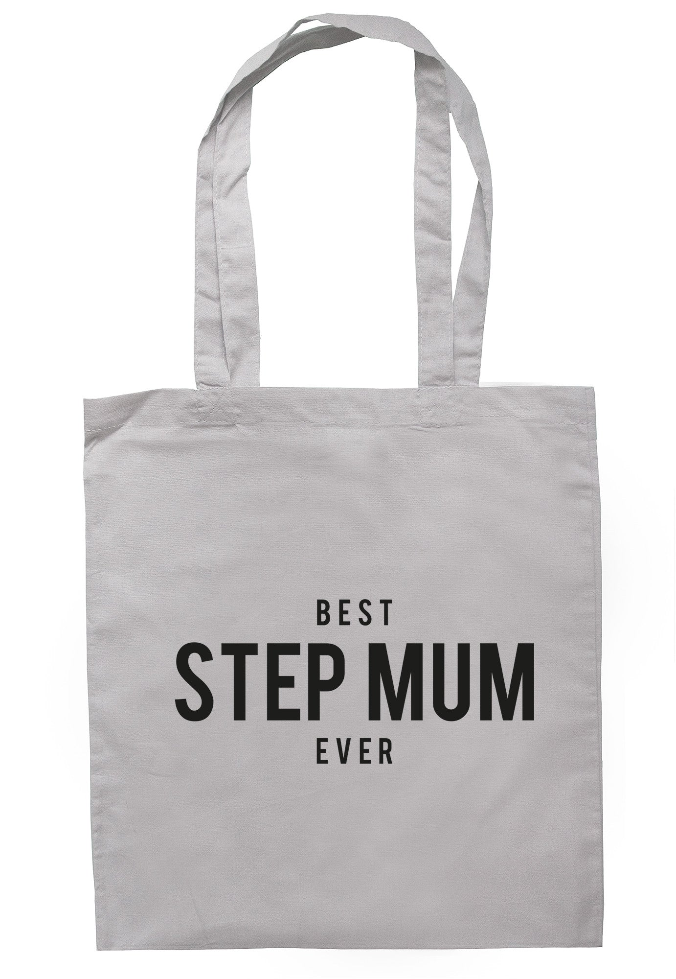 Best Step Mum Ever Tote Bag TB1253