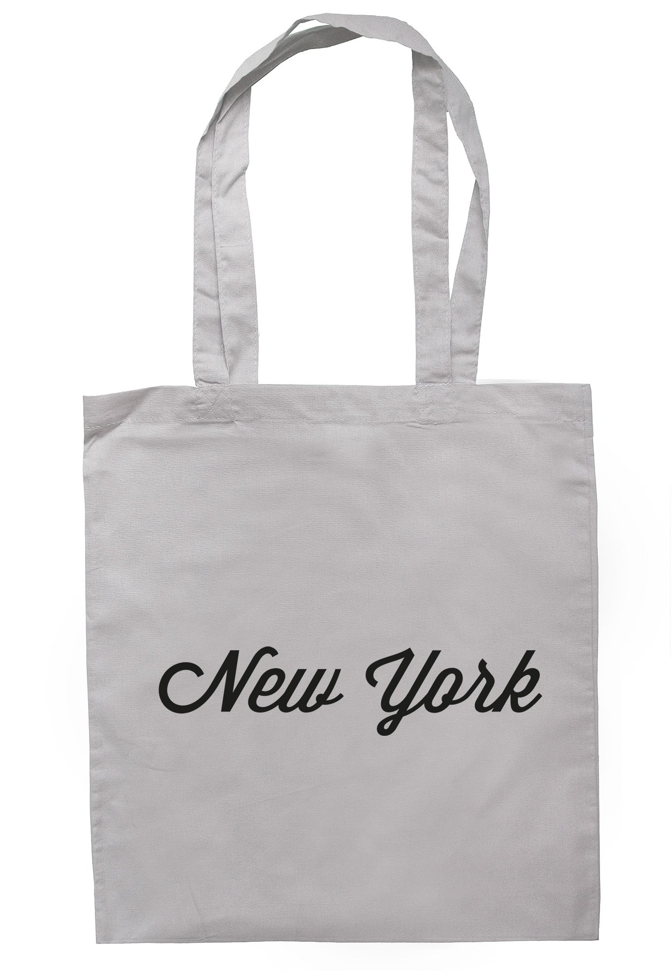 New York Tote Bag TB0638 - Illustrated Identity Ltd.