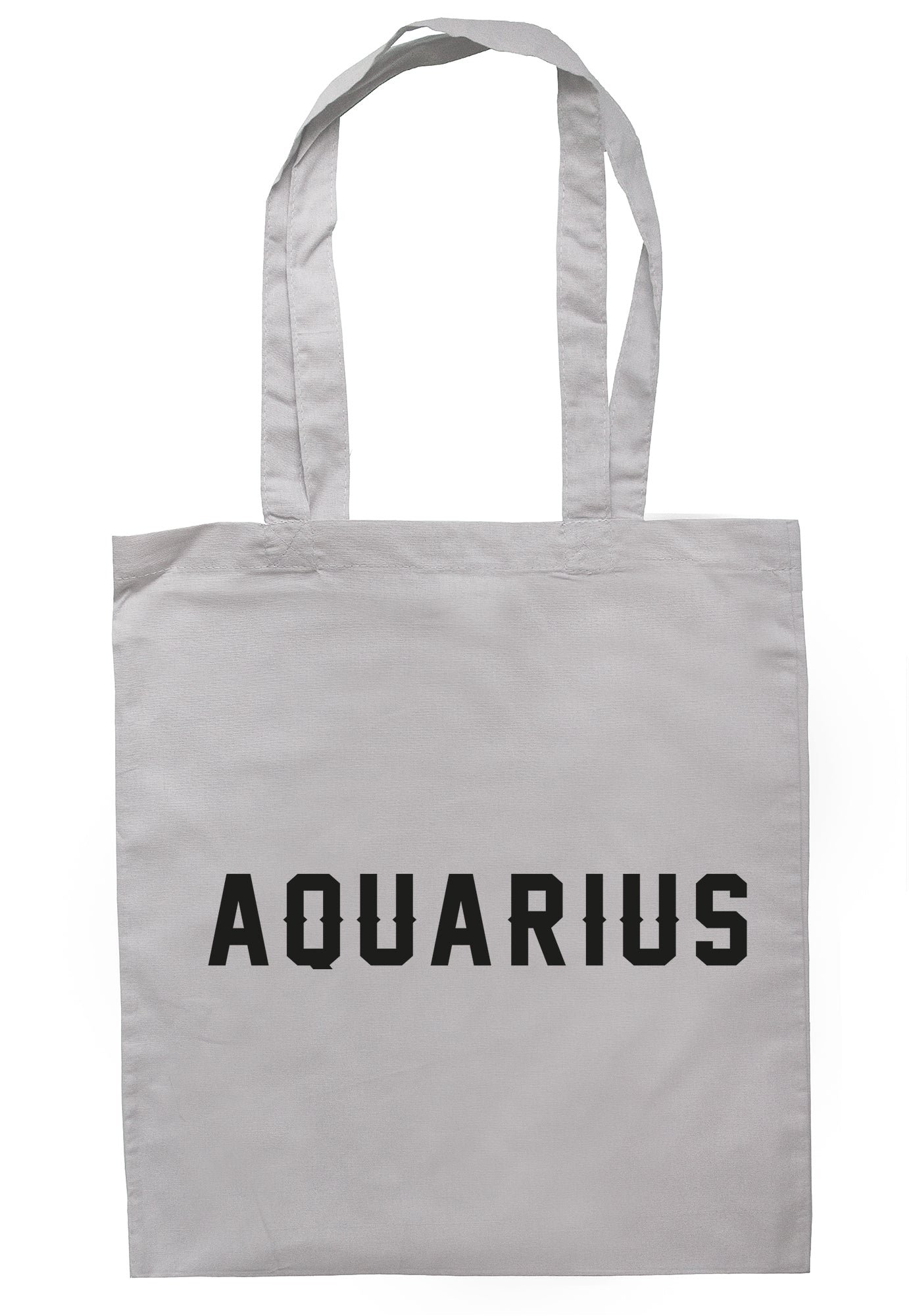 Aquarius Type Star Sign Tote Bag TB1915