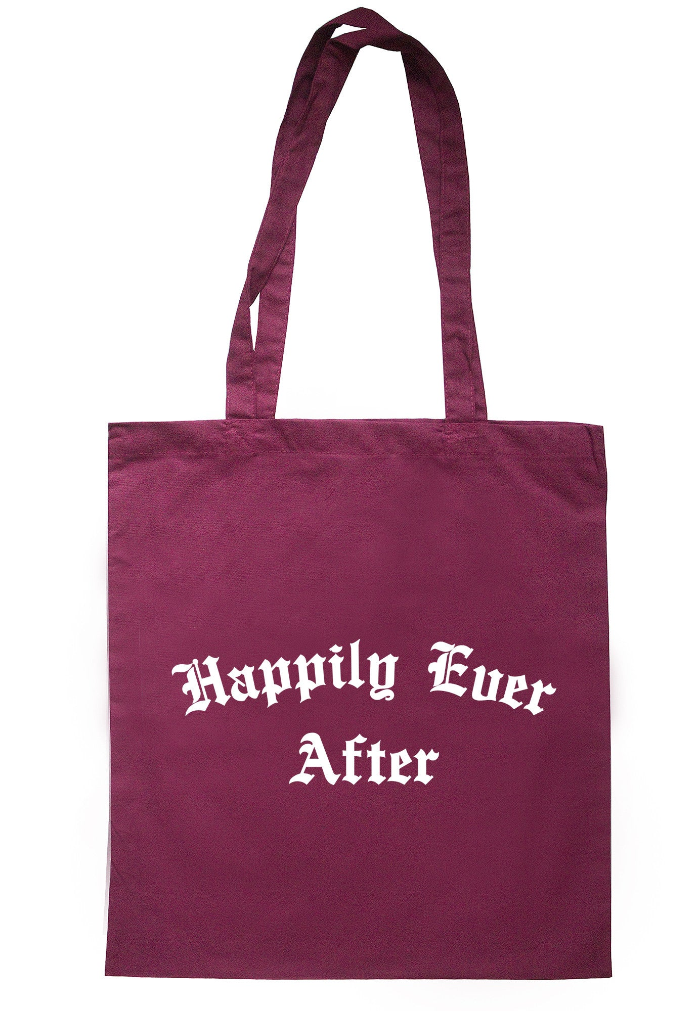 Happily Ever After Tote Bag TB0575 - Illustrated Identity Ltd.