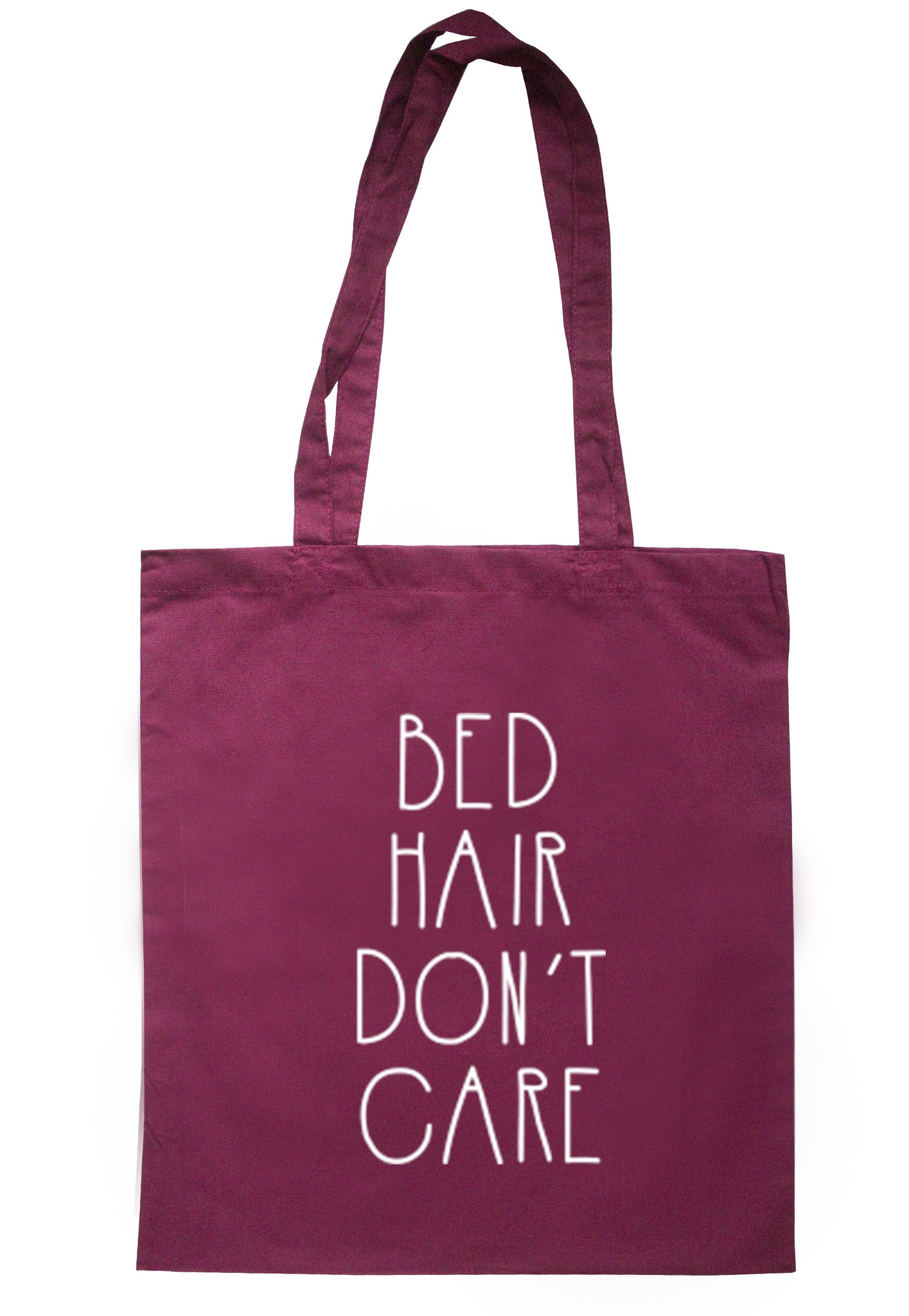 Bed Hair Don't Care Tote Bag TB0252