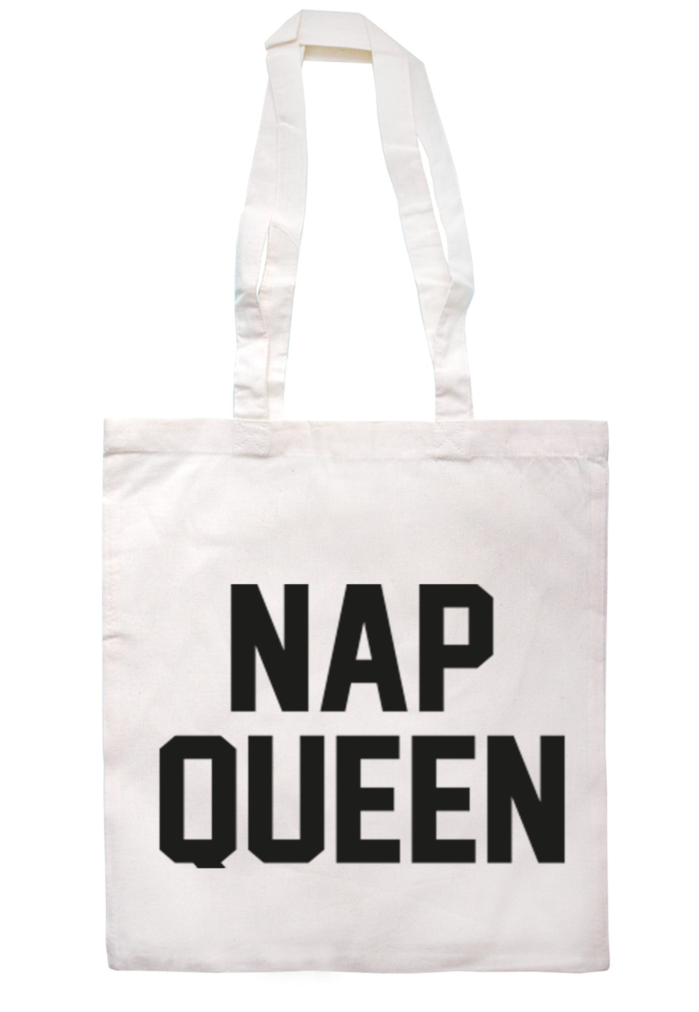 Nap Queen Tote Bag TB0097 - Illustrated Identity Ltd.