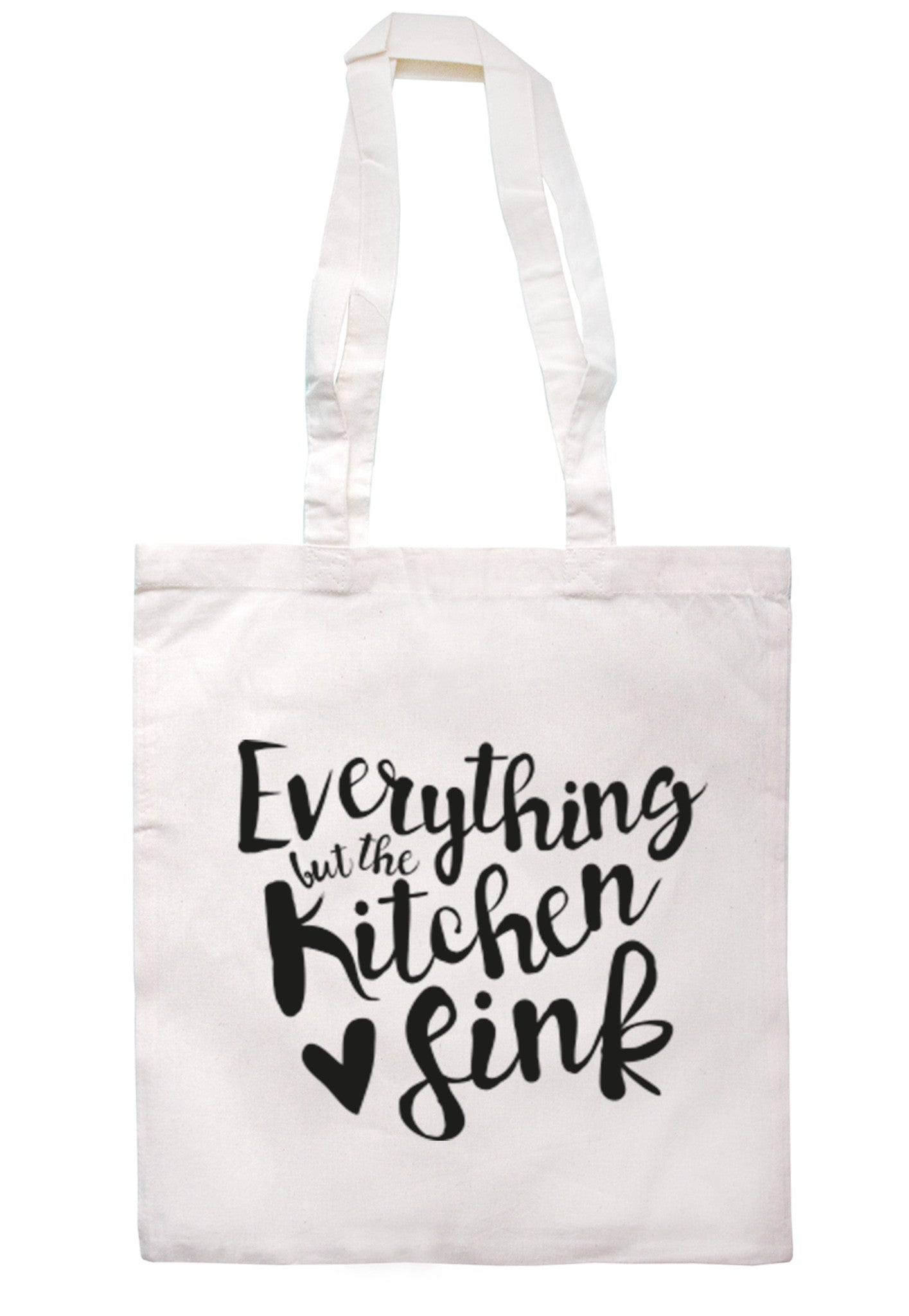 Everything But The Kitchen Sink Tote Bag TB0002 – Illustrated ...